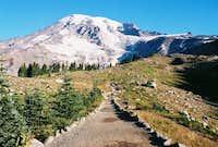 Mt. Rainier from Paradise...