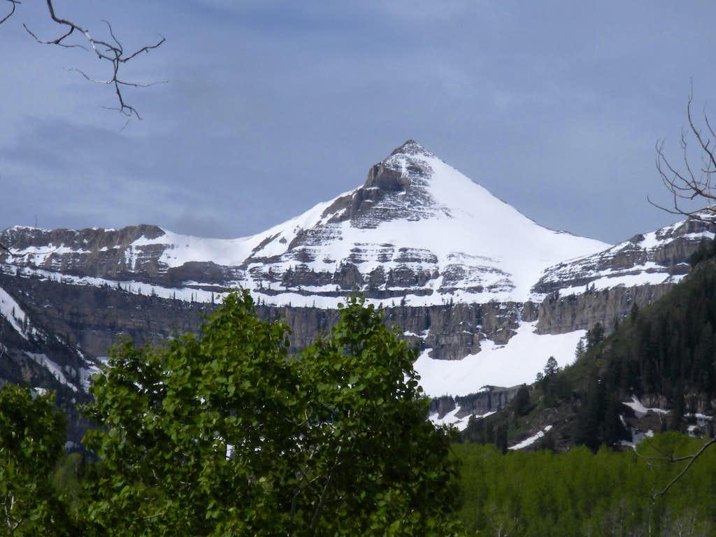 A Timpanogos Peak