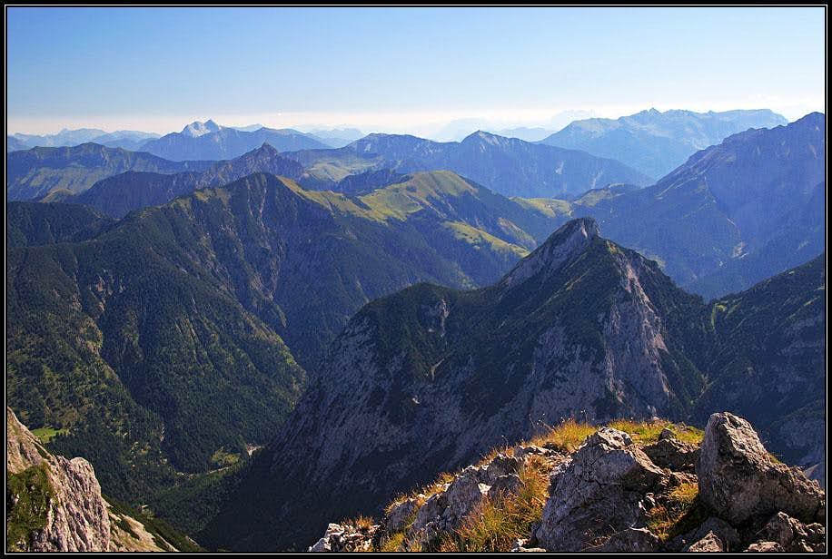 Steinfalk panorama