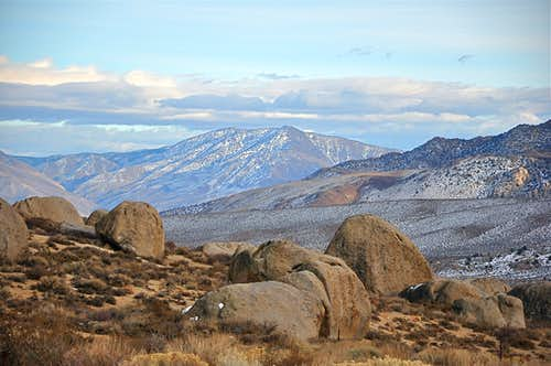 Boulders of the Buttermilks