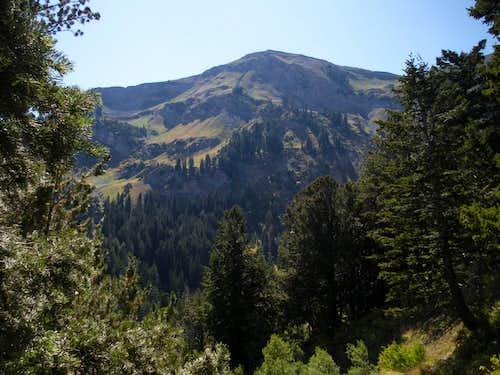 Box Elder South Peaks