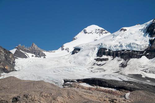 Mount Forbes NW Glacier - W Ridge - July 25-27, 2010