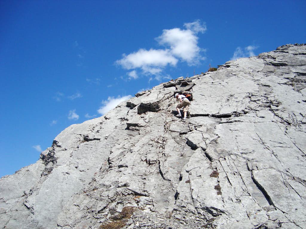 Difficult Scrambling