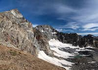 S. & N. Arapaho as seen from Arapaho Saddle