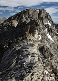 N. Arapaho from along the traverse