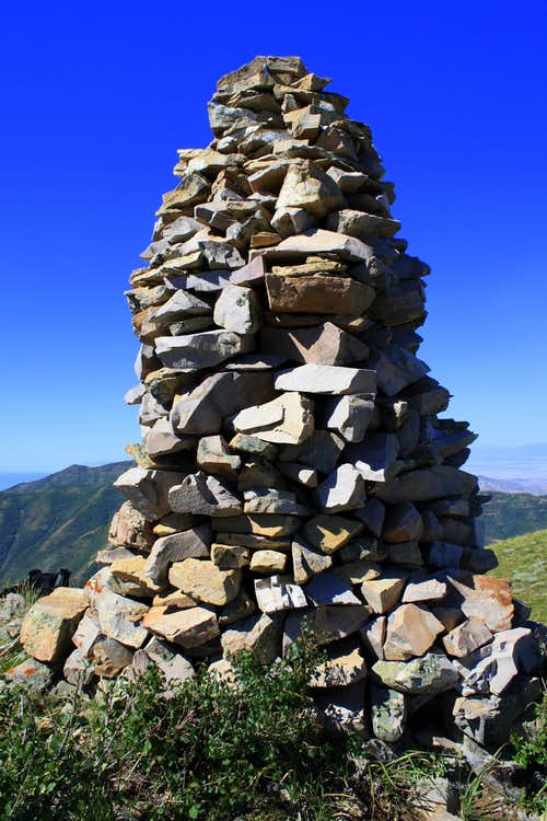 The Butterfield Peaks