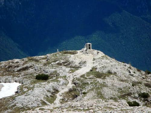 Mount Ortigara