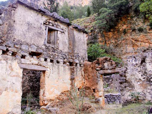 Samaria Ruins