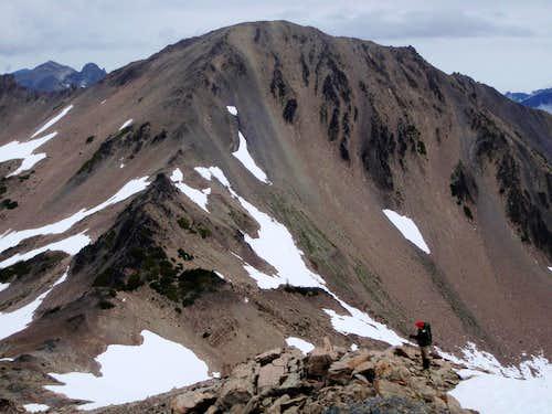 Mount Fricaba