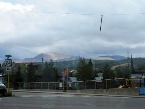 The View From Leadville