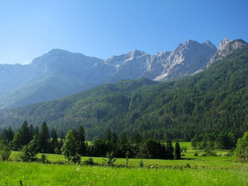 Lofer Mountains