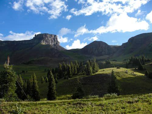 Coxcomb Peak