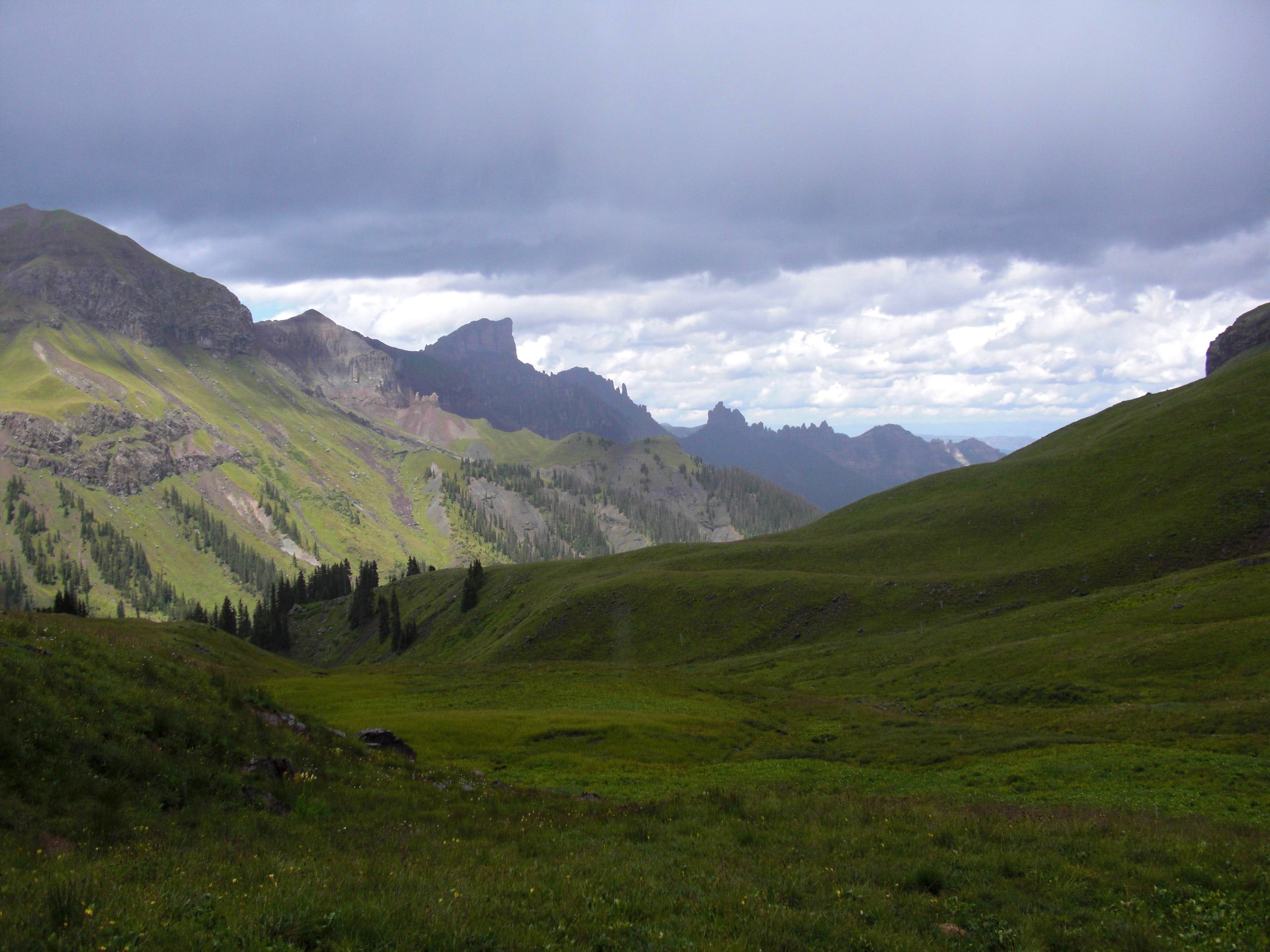 Backpacking the Uncompahgre Wilderness Area