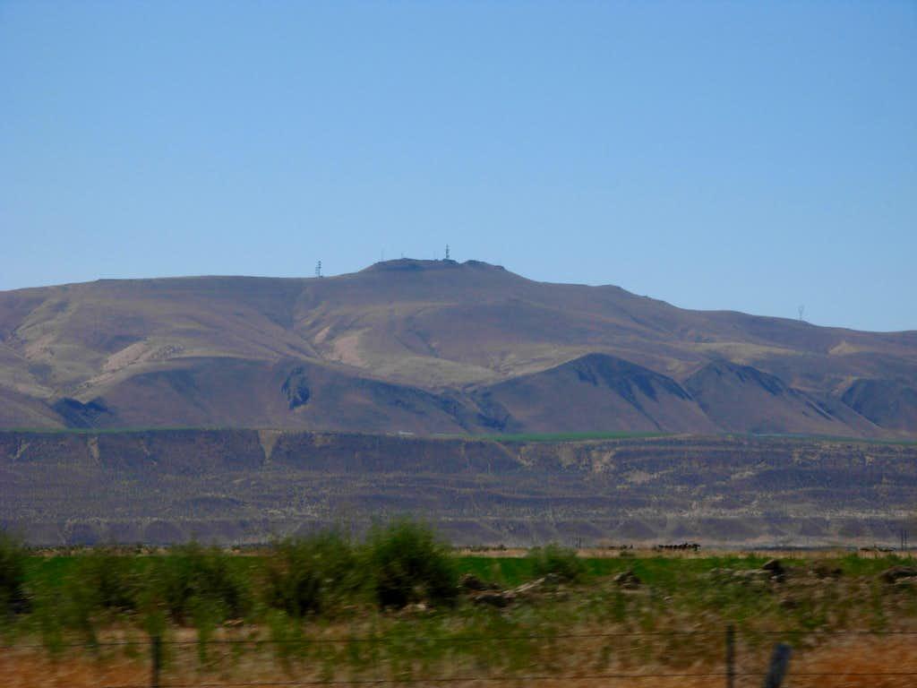 Wahatis Peak