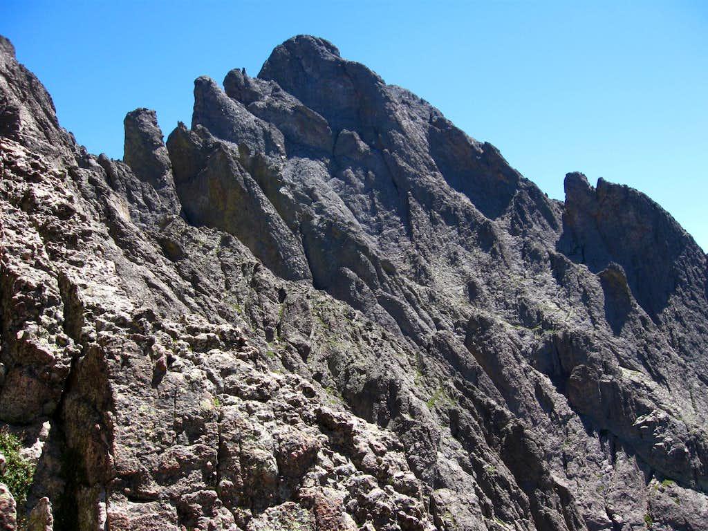 Peak-to-Needle traverse