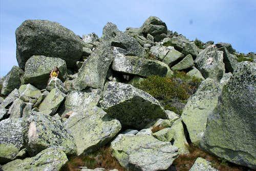Upper Hunt Trail