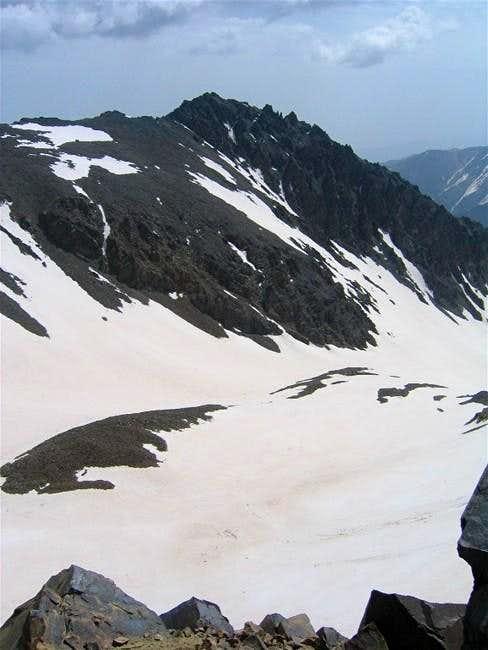 June 22, 2004 Siah Sang Peak...