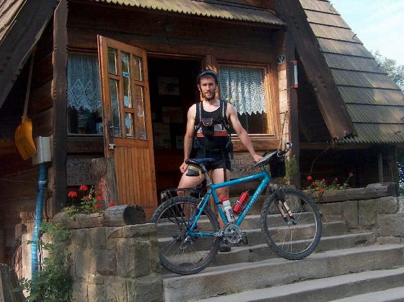 Maciejowa by bike