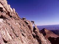 Class 4 Ridge, Capitol Peak