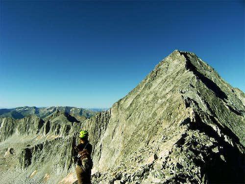 Capitol Peak Ridgeline
