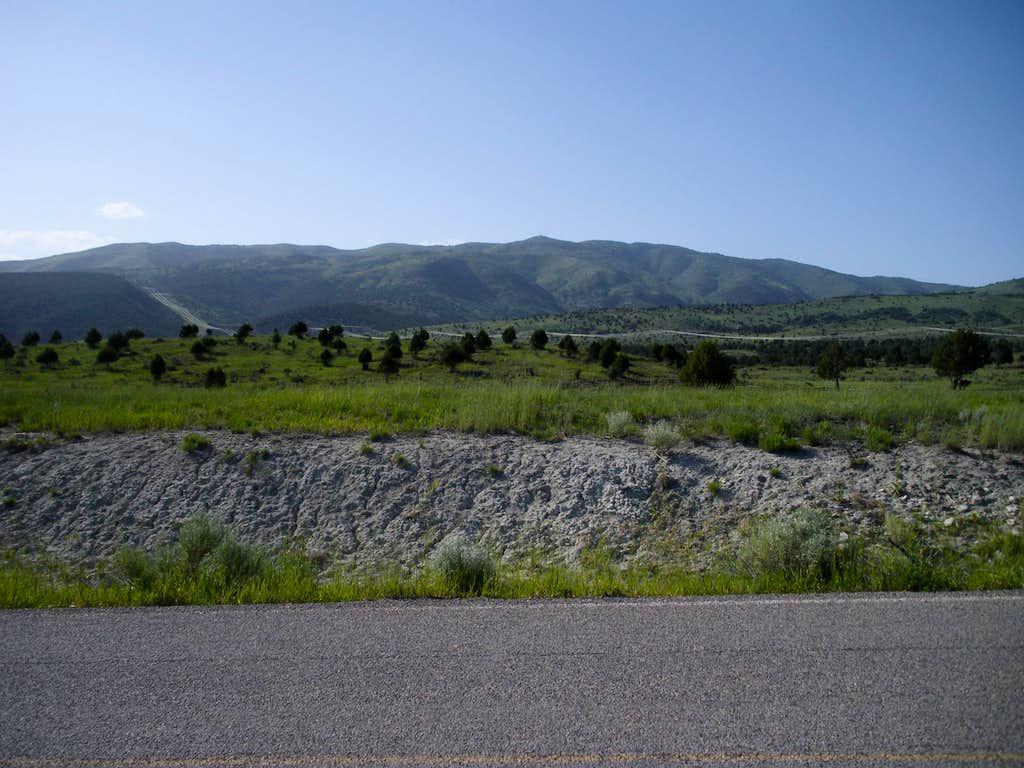 Teat Mountain