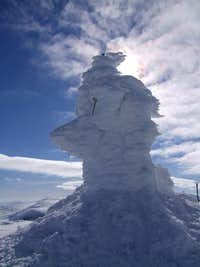 weather station on Cairn Gorm