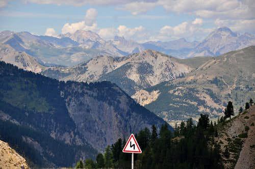 Mont Thabor - Mont Chaberton