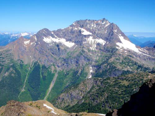 Jack Mountain Southeast Face