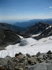 11,600' lake