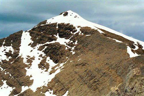 East Saint Marys Peak, July, 2004