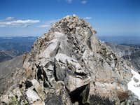 West Peak of Mount Wood