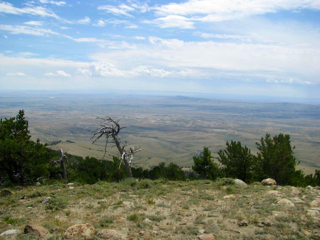 West Summit Views