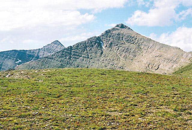 East and West Saint Marys Peaks