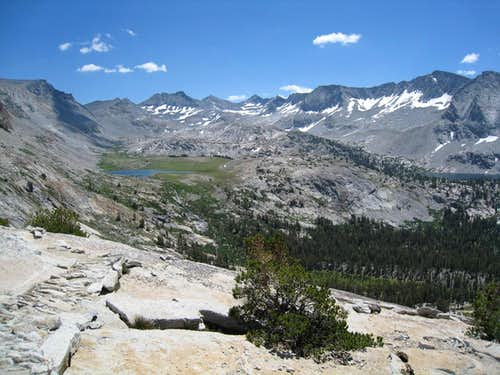 Lewis Creek Basin