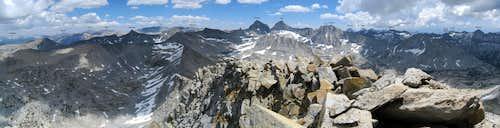 Yosemite's Highest Peaks
