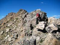 Hagar's North Ridge