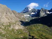 Grossglockner above Leitertal