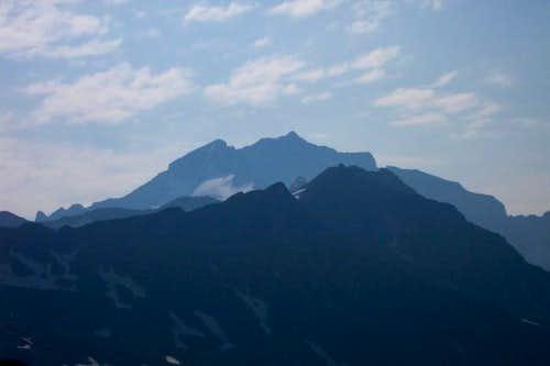 Hochalmspitze (3360m.)
