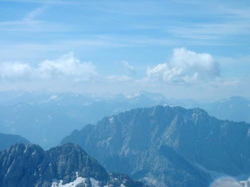 from zugspitze to stubaier...