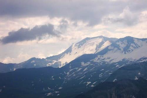 Hocharn seen from...