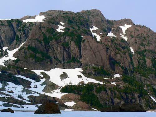 Tlupana Ridge