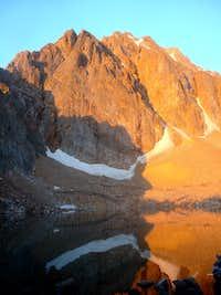 Castle Lake Sunrise