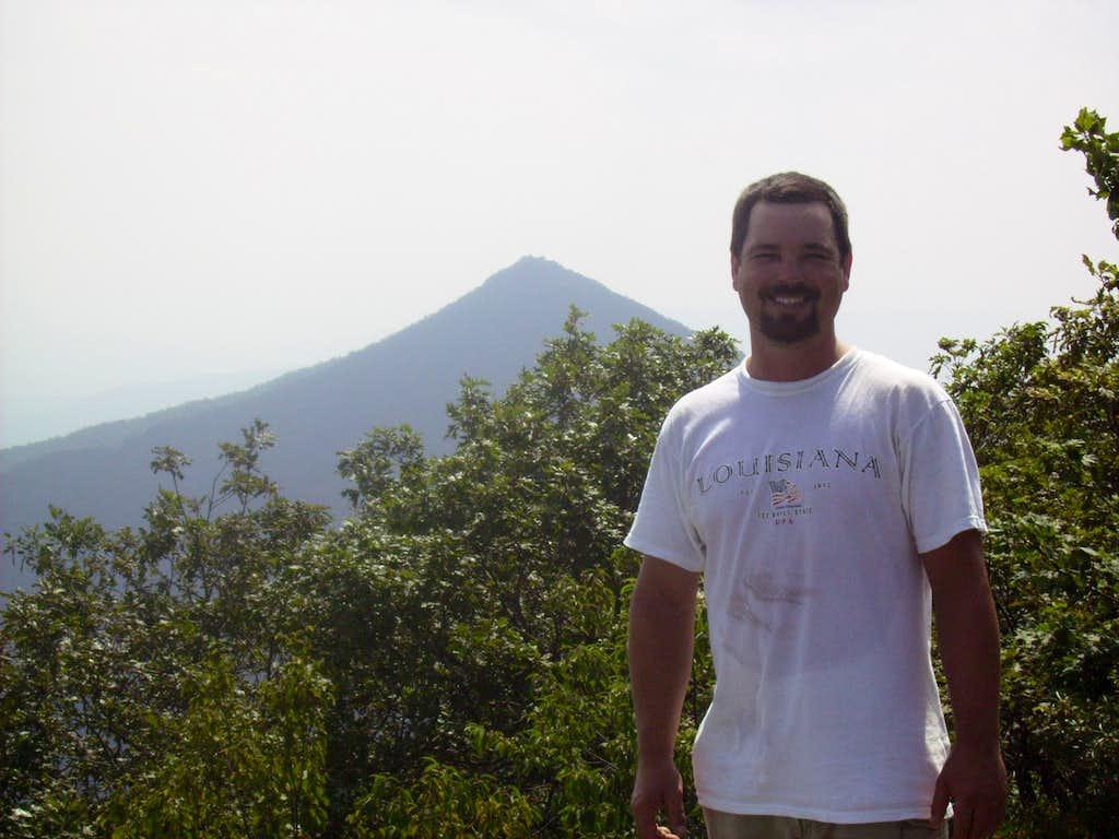 Flat Top Mountain Virginia