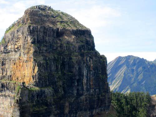 Dabajian Shan 大霸尖山