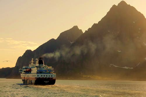 Lofoten Islands near Svolvaer II