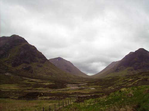 Glen Coe Entrance