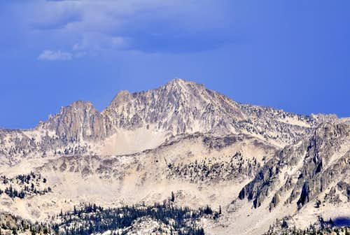 Snowyside Peak