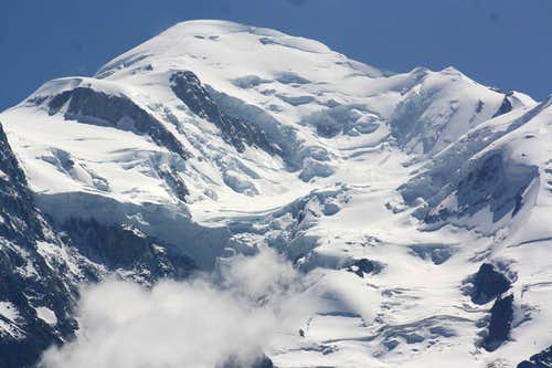 Gran Paradiso & Mont Blanc