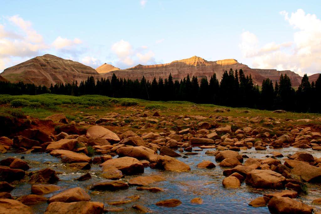 Kings Peak via Henry's Fork