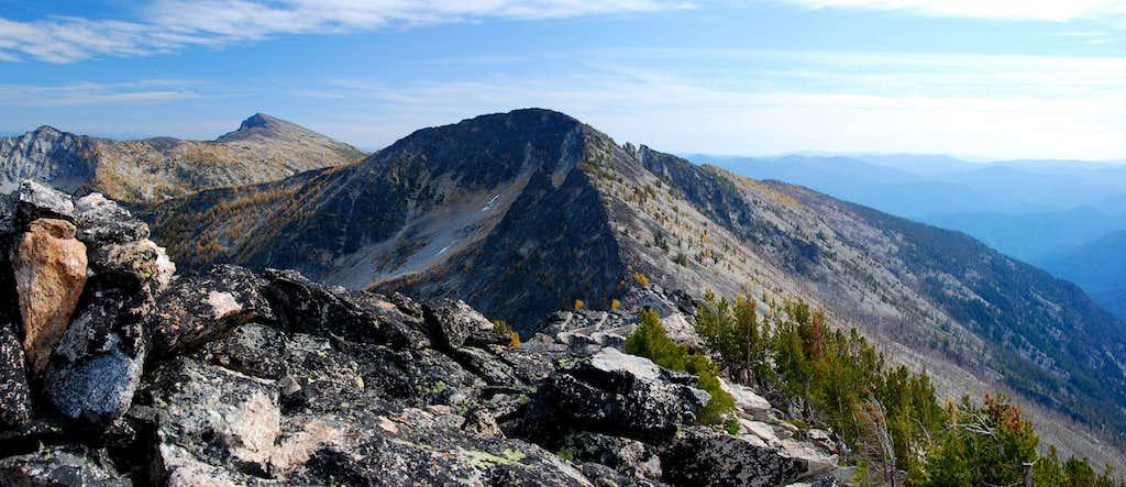 Bare Peak East